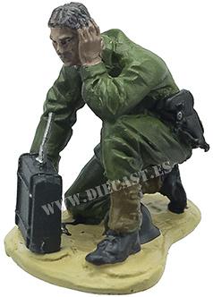 Operador de radio alemán, 1943, 1:32, Hobby & Work