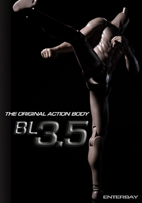 Original Action Body BL-3.5, 1:6, Enterbay