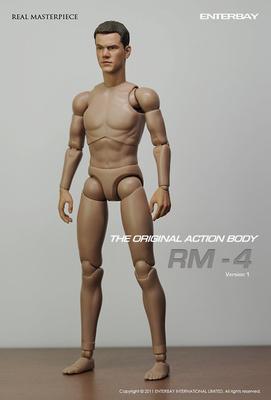 Original Action Body RM-4.01, 1:6, Enterbay