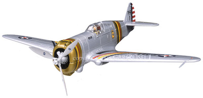 P-36A Hawk, USAAC, Wheeler Field, Pearl Harbor, Dec. 7, 1941, 1:48, Carousel1