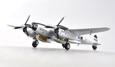 """P-38 Lightning """"Itsy Betsy"""", 1:72, Easy Model"""