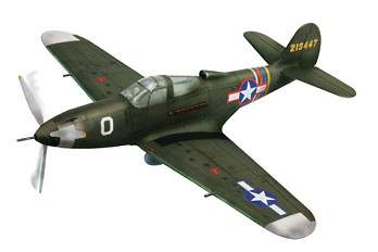 P-39 Airacobra, U.S., 1:32, Forces of Valor