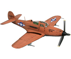 P-39Q, U.S., Makin Island, 1943, 1:32, Forces of Valor
