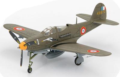 "P-39Q Airacobra GC II/6 ""Travail"", 1:72, Hobby Master"