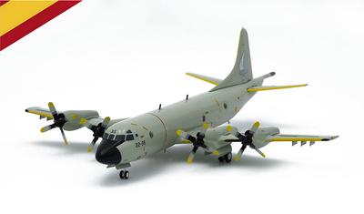 P-3C Orion, Ejército del Aire, Grupo 22, Ala 11, Base Aérea de Morón, España, 1972-2017, Escala 1:200