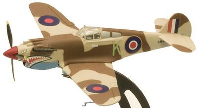 P-40 C Tomahawk, 1:100, Italeri