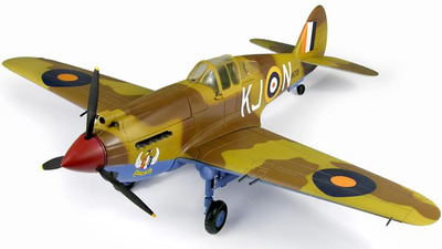 P-40B Tomahawk, Lt. Roy Chadwick, South African Air Force, 1:32, 21 st Century Toys