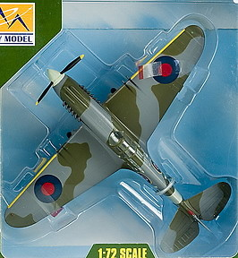"P-40B/C ""Warhawk"" RAF 349 Sqn, 1943 West Africa, 1:72, Easy Model"