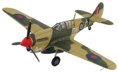 "P-40N Kittyhawk FX-835 ""No Orchids"", 450 Sqn., RAAF, Vasto, Italy, early 1944, 1:72, Hobby Master"