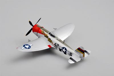 P-47D, 531FS, 406FG, 1:48, Easy Model