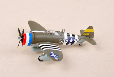 P-47D Razorback, USAAF 56th FG-5F-G, 1:72, Easy Model