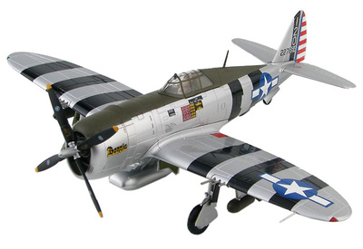 "P-47D Thunderbolt ""Bonnie"" 42-27884, Philippines, 1945, 1:48, Hobby Master"