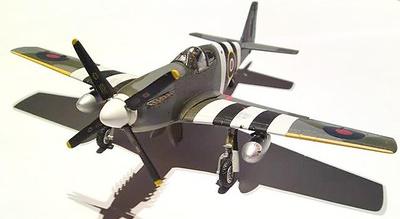 P-51B Mustang, Leonard Cheshire, 617 Sqn RAF, 1944, 1:72, Gemini Aces