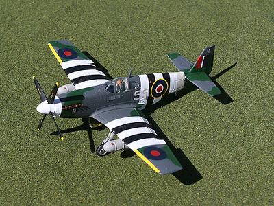 "P-51B Mustang ""RAF Poland"", 1:72, Gemini Aces"