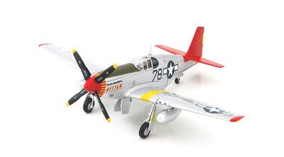 "P-51B/C Mustang ""Kitten"", Charles McGee, 302nd FS/332nd FG, 1944, 1:48, Hobby Master"