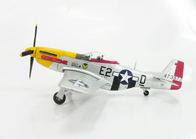 P-51D Detroit Miss, 1:72, Witty Wings