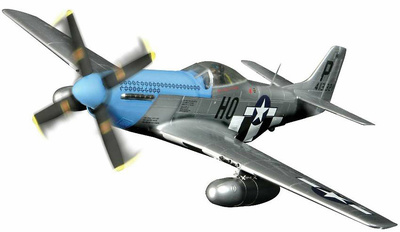 P-51D MUSTANG 486, 1:32, Forces of Valor