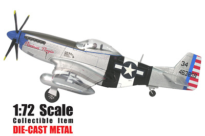P-51D MUSTANG N.A. P-51D,39th FS,35th FG,5th AF, 1:72, Witty Wings