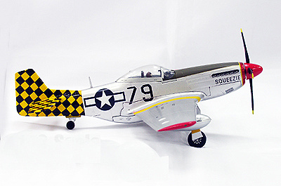 P-51D MUSTANG SQUEEZIE, 1:72, Witty Wings