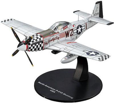 P-51D Mustang, 1:72, Altaya