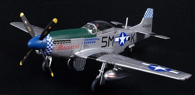 "P-51D Mustang, ""Lil Margaret"", F-6D, 1:72, Dragon Wings"