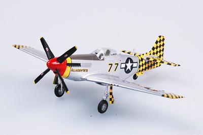 P-51D Mustang, RAAF A68-170, 1999, 1:72, Easy Model