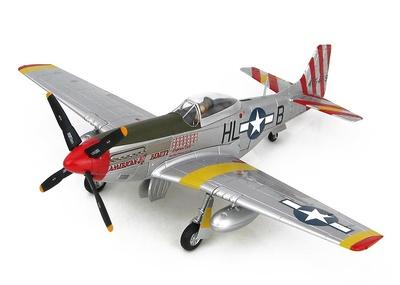"P-51D Mustang ""American Beauty"" Capt. John Voll, 308 FS/31 FG, Base Aérea San Severo, Italia, 1944, 1:48, Hobby Master"