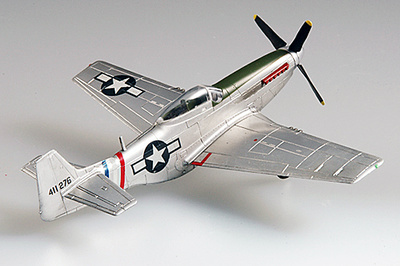 P-51K Mustang IV, LT. Col Older, 23FG, 1:72, Easy Model