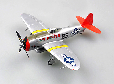 P46D Rat Hunter, 1:48, Easy Model