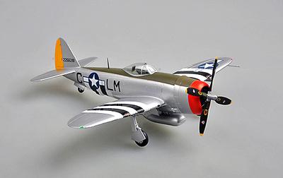 P47D 62FS 56FG, 1:48, Easy Model