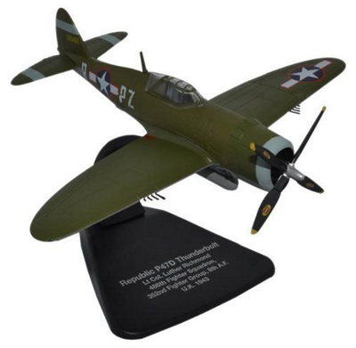 P47D Thunderbolt, USAAF Europe, 1943, 1:72, Oxford