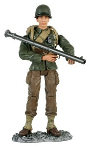 PFC. GRADY KEANE, U.S. Army, 1:18, Bravo Team