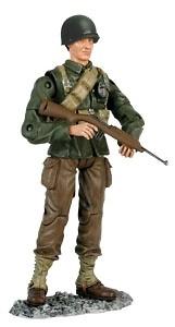PFC. LARRY HARTHORNE, U.S. Army, 1:18, Bravo Team