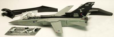 Panavia Tornado F3, RAF 25 Squadron zg780, 1:72, Sky Guardians Europe