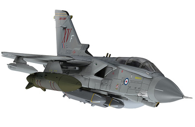 "Panavia Tornado GR.4 ZA459/F, ""MacRoberts Reply"", 90th Anniversary Scheme, 1:72, Corgi"