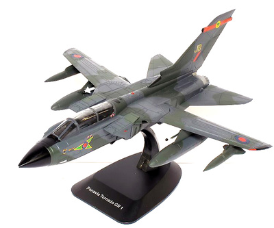 Panavia Tornado GR1, ZA546 / JB, Royal Air Force 27 Sqn, 1991, 1:72, Hachette