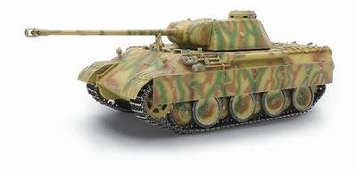 Panther Ausf.D, Producción Tardía, 1./Pz.Rgt.24, Francia, 1944, 1:72, Dragon Armor