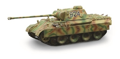 Panther Ausf.D Early Production 8/Pz.Abt.52, Pz.Rgt.39, Kursk, 1943, 1:72, Dragon Armor
