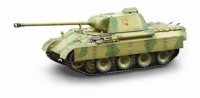 Panther Ausf.D Late Production 1./Pz.Rgt.2, 16.Pz.Div., Rusia, 1943, 1:72, Dragon Armor