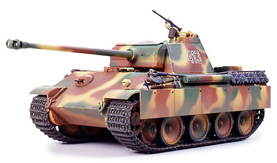Panther G, Última Versión, 1:35, Tamiya