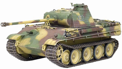 "Panther G Late Production w/Zimmerit 9.Pz.Div. ""Hohenstaufen"", 1:35, Dragon Armor"