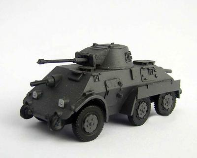 Pantserwagen DAF M39, 1940-44, 1:72, Wespe Models