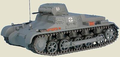 Panzer I Sd.Kfz.101 Pz.Kpfw.I Ausf.B, Waffen-SS Leibstandarte Adolf Hitler Rgt., Francia, Junio, 1940, 1:48, Gasoline
