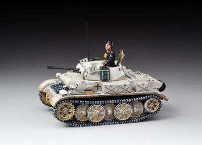 "Panzer II ""Luchs"", Las Ardenas, Invierno 1944, 1:30, Thomas Gunn"