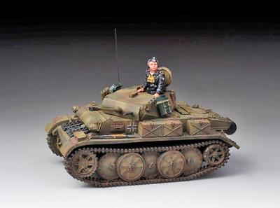 """Panzer II """"Luchs"""", Normandía, 1944, 1:30, Thomas Gunn"""
