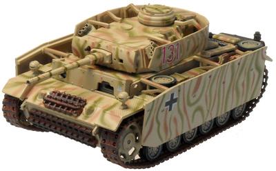 Panzer III Ausf.M, 6.Panzerdivision, Russia 1943, 1:72, Panzerstahl