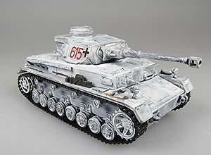Panzer IV Ausf.G, Kharkov 1943, 1:72, Panzerstahl