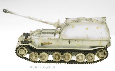 PanzerJager 653, Ferdinand, Frente del Este, 1943, 1:72, Easy Model