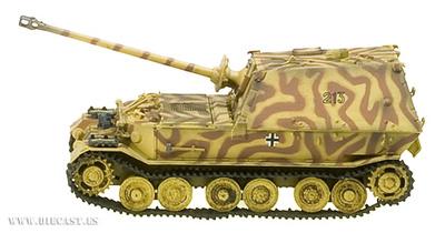 PanzerJager Ferdinand 635rd, Kursk 1943, 1:72, Easy Model