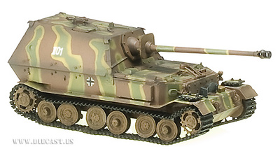 PanzerJager Ferdinand 654th, 1:72, Easy Model